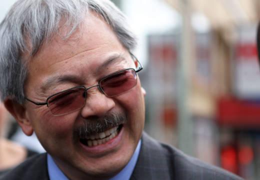San Francisco Mayor Ed Lee in 2011.
