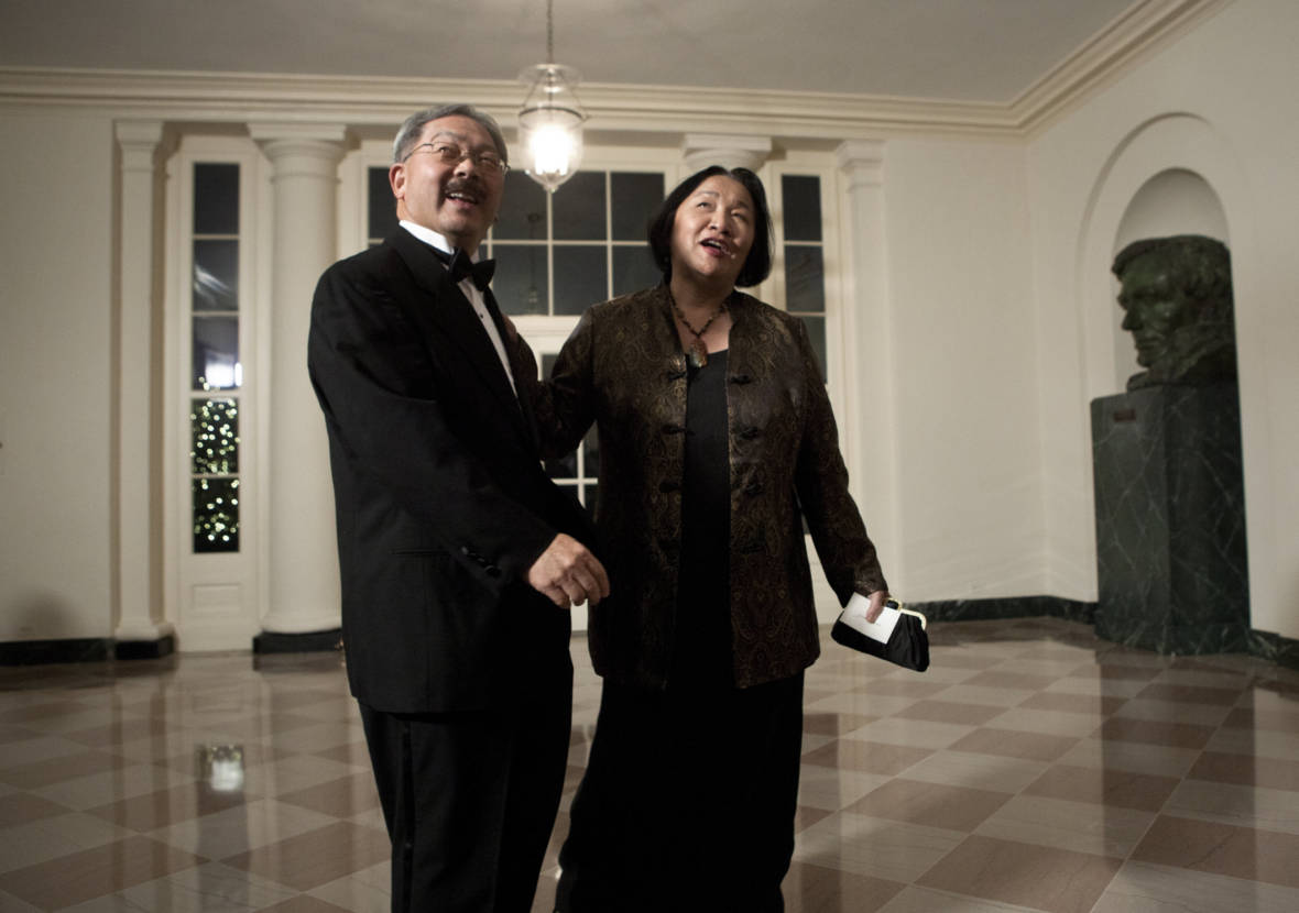 Jean Quan Looks Back on Ed Lee as Leader Who Never Forgot His Roots
