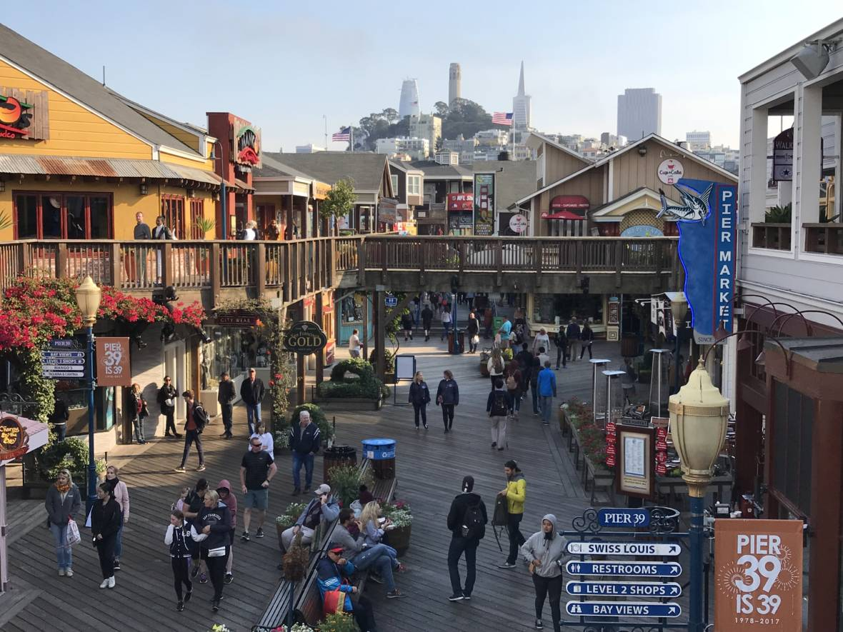 Modesto Man Charged in Alleged S.F. Christmas Terror Plot at Pier 39