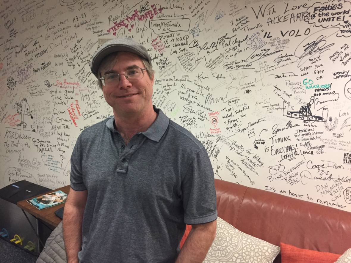 Andy Weir Makes a Mean Rum Old-Fashioned