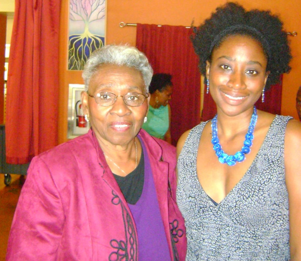 A Gift From My Grandmother: An Embrace of Life -- and Aging