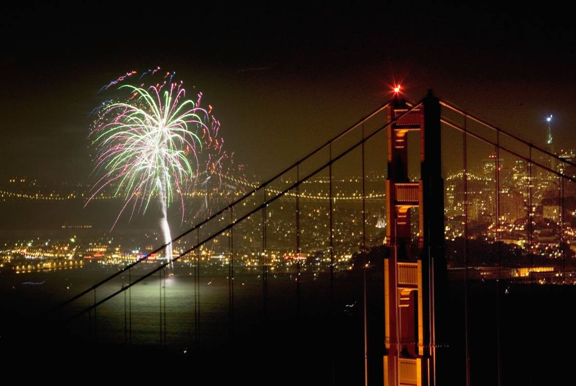 What You Need to Know About New Year's Eve Fireworks in the Bay Area