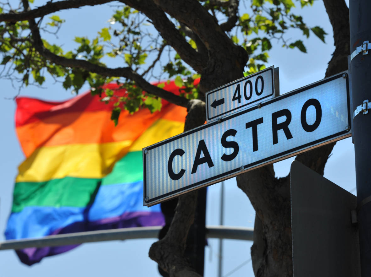 Is the Castro Getting Less Gay?