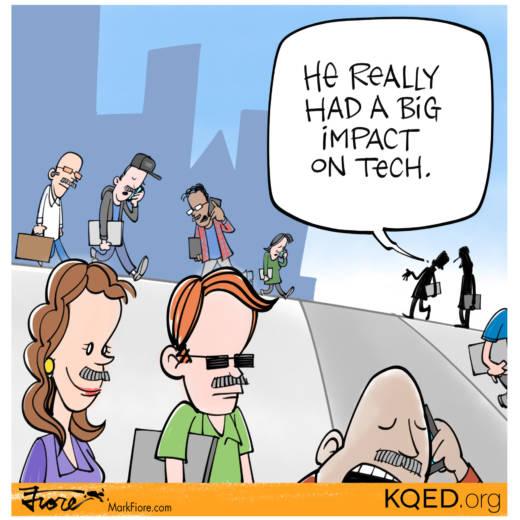 Tech Impact by Mark Fiore