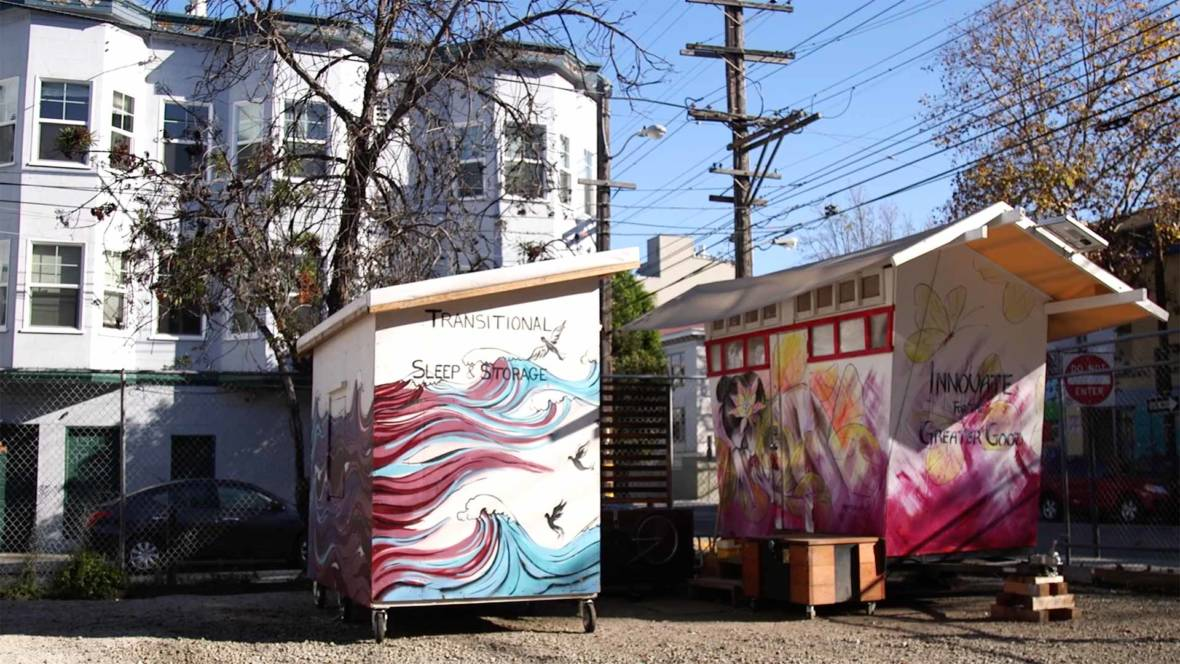 New Program Pitches Tiny Homes as Solution to S.F. Homelessness