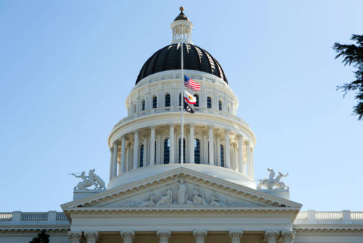 California's Capitol has been dealing with fallout from sexual harassment allegations since last fall when more than 140 women signed onto an open letter condemning an atmosphere of sexual harassment in the Capitol community.
