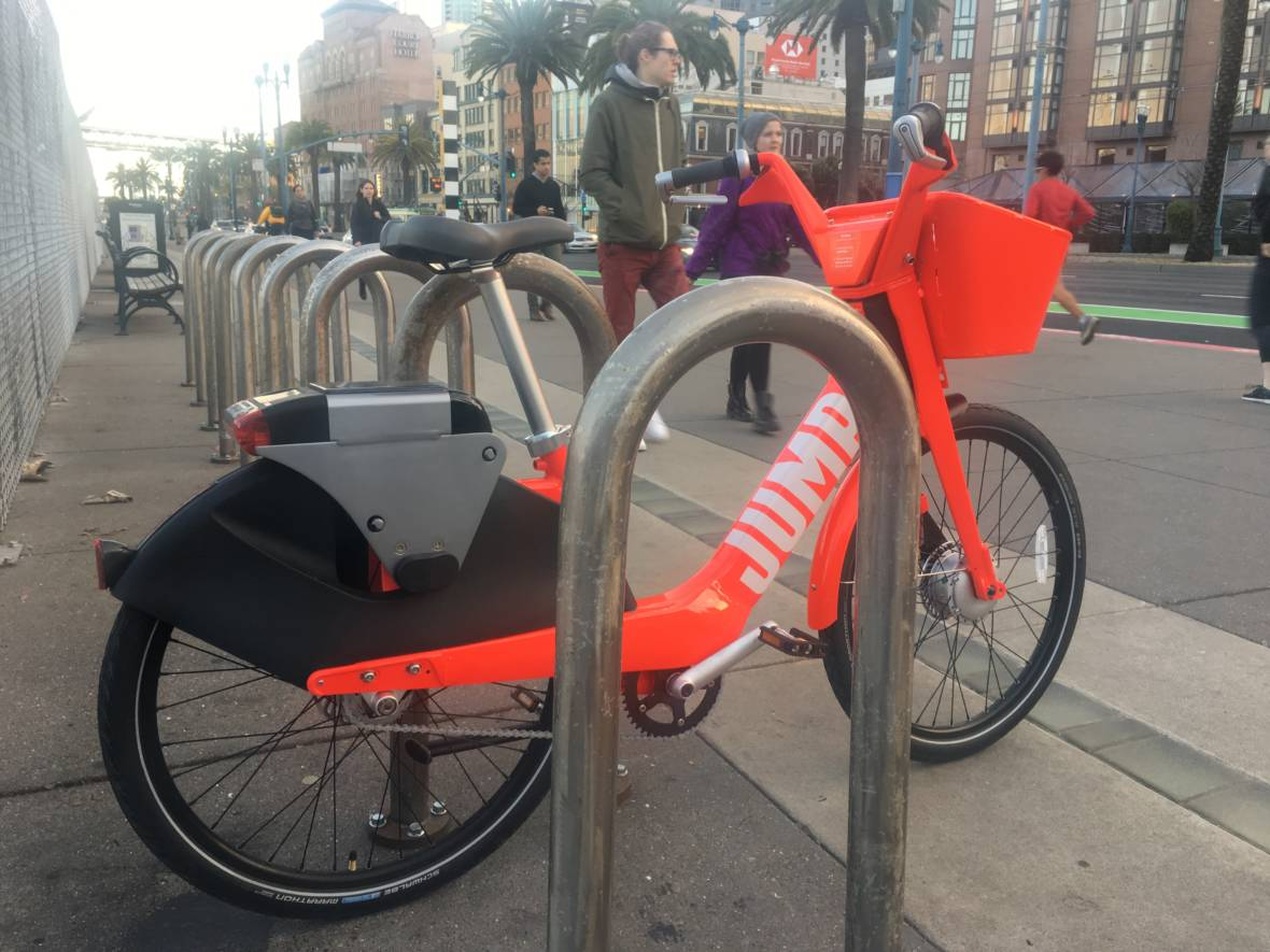 Dockless Bike Firms Cry Foul After S.F. Agency Denies Permits