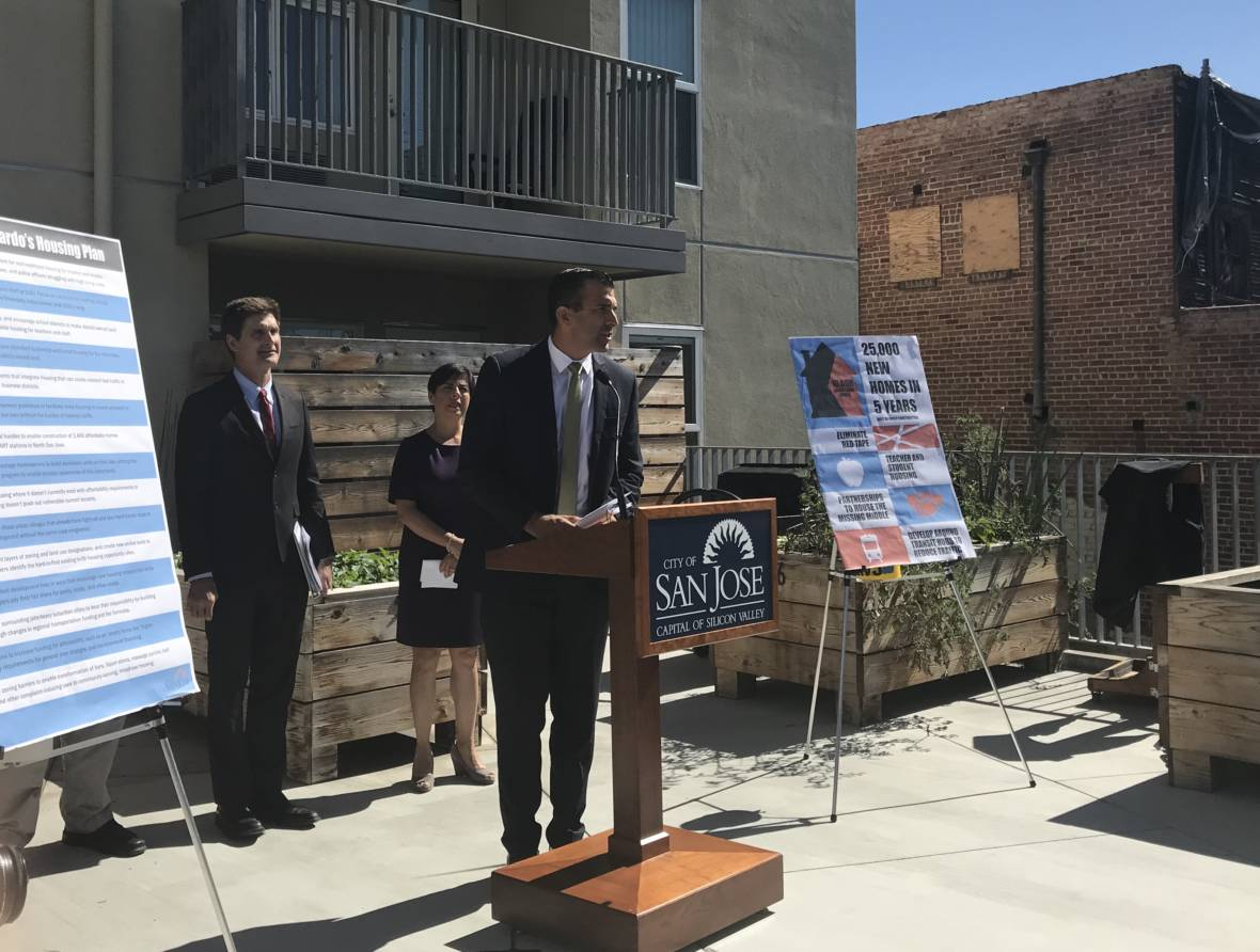 San Jose Mayor Liccardo Resigns From FCC Broadband Advisory Board