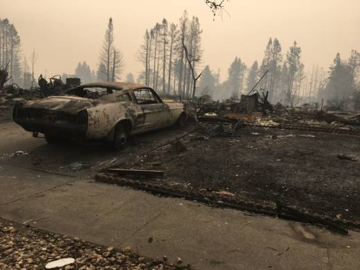 The 2017 Northern California Wildfires have resulted in $9.4 billion in insured losses so far.