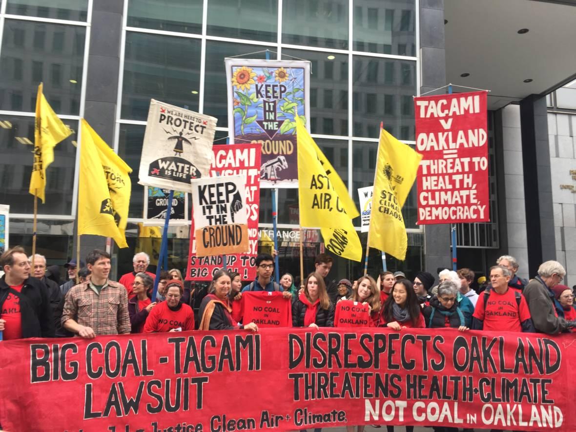 Oakland, Port Developer Head to Trial in Dispute Over Coal Ban