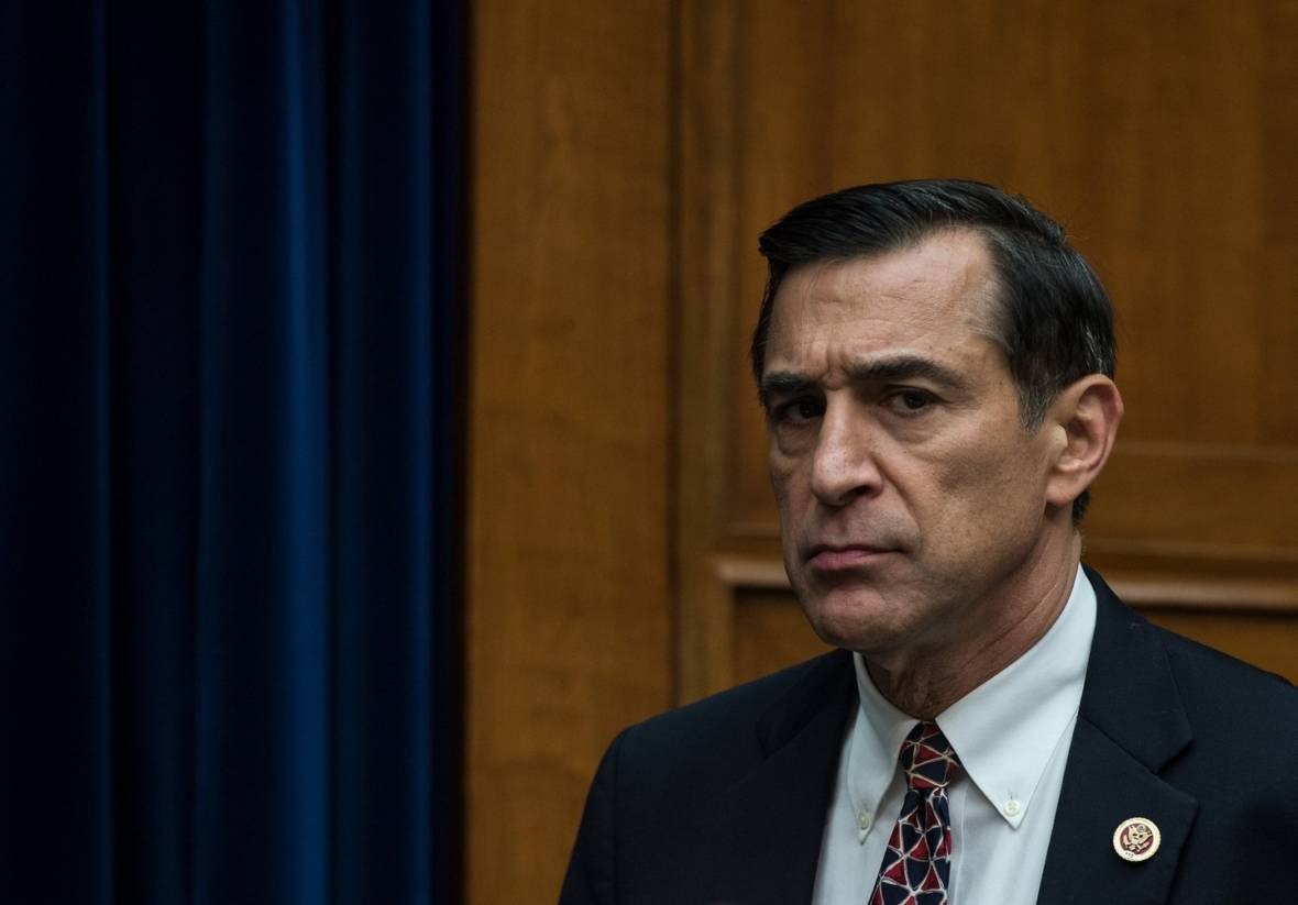 Two California GOP Retirements This Week as Rep. Issa Calls it Quits
