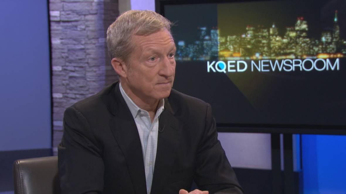 Tom Steyer, H-1B Visa Reform, Legal Pot in California