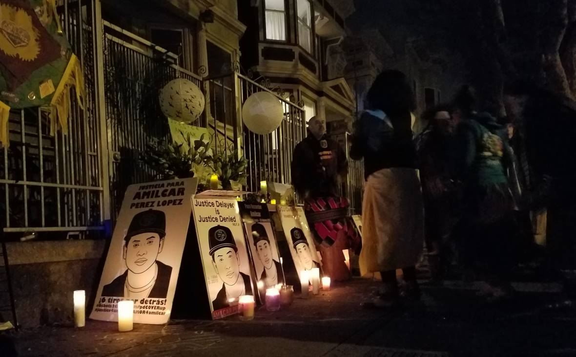 S.F. to Settle Case of Amilcar Perez Lopez, Man Police Killed With Six Shots From Behind