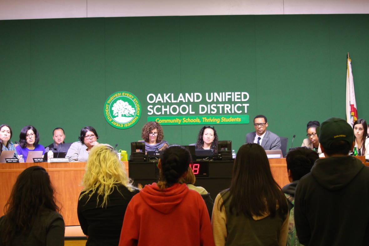 After Abrupt Budget Cuts, Oakland Schools Financial Officer Resigns