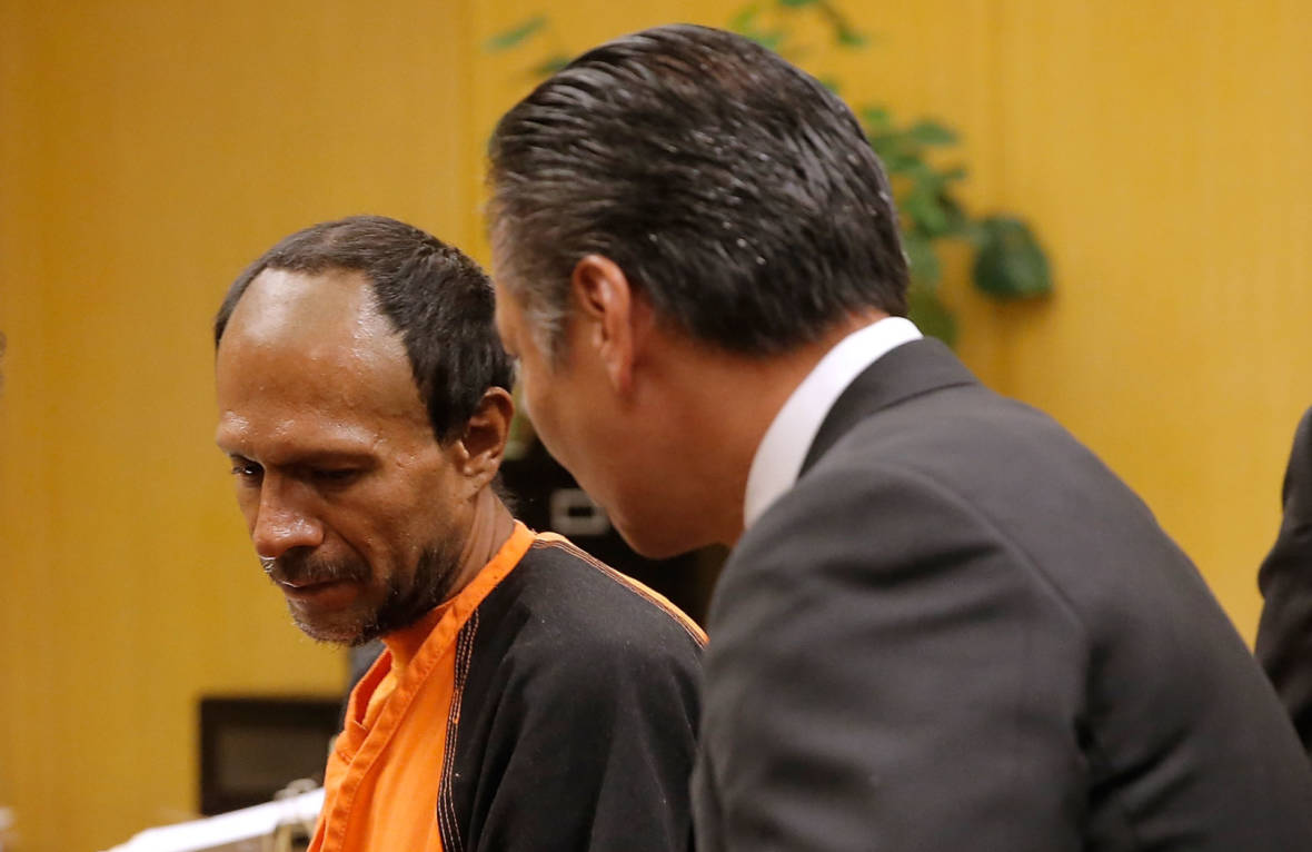 Steinle Defendant Sentenced to Time Served as Attorney Moves to Dismiss 'Vindictive' Federal Charge