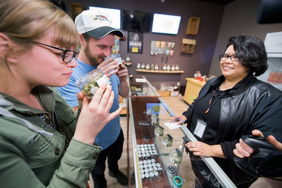 Cannabis Leaders Say Recreational Pot Market Faltering