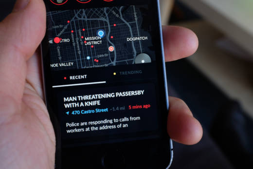 This App Tracks Crime, Emergencies Near You  But What About