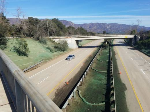 U.S. Highway 101 reopened on Jan. 21, 2018, after two weeks of cleanup following deadly mudslides that closed the highway for weeks.