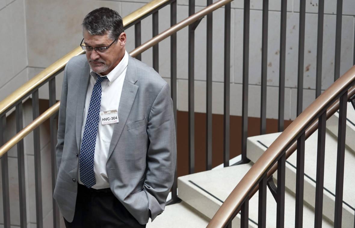 Fusion GPS Founder's Senate Judiciary Testimony Released
