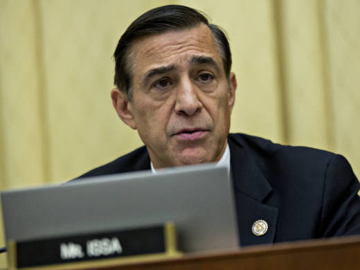 California Rep. Darrell Issa became the 31st Republican to announce he is not seeking re-election in this year's midterms.