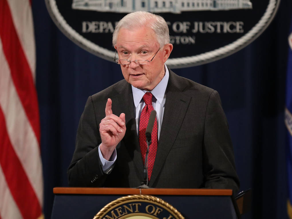 U.S. Attorney General Jeff Sessions is appealing a court ruling that reinstated DACA renewals.