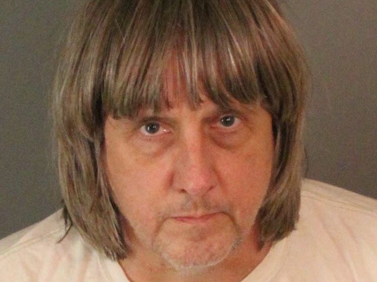 David Allen Turpin was arrested when 13 siblings were found being held captive in his Perris, Calif., home.