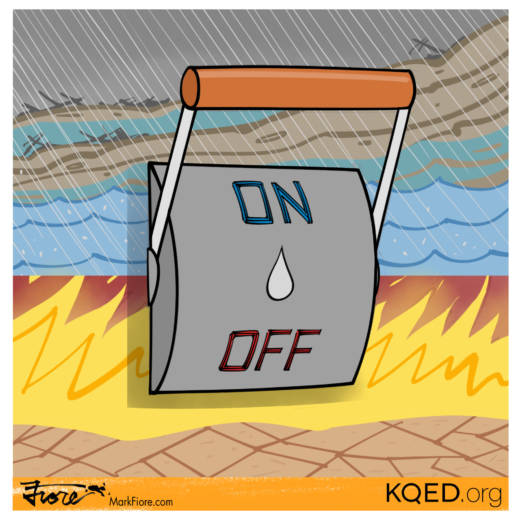 On Off by Mark Fiore