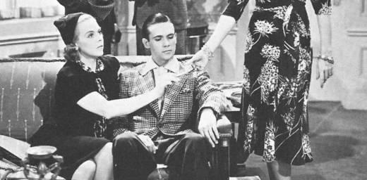 A still from the 1936 propaganda film 'Reefer Madness.'