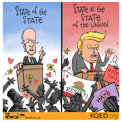 State at the State by Mark Fiore