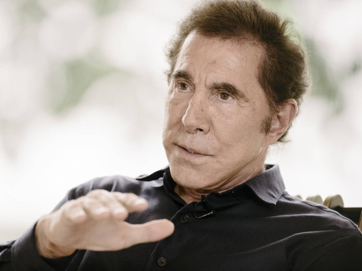 Steve Wynn Stepping Down as RNC Finance Chairman Amid Sexual Misconduct Allegations