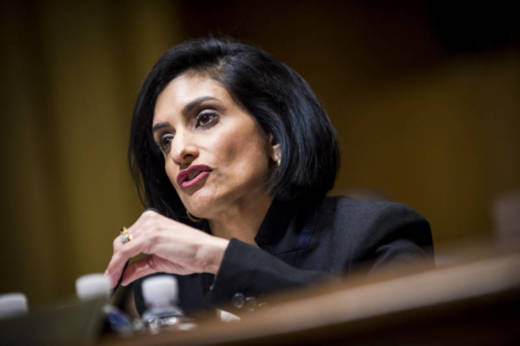 "Seema Verma, administrator for the Centers for Medicare & Medicaid Services, has said that the agency's regulations were ""taking doctors away from what matters most: patients."""