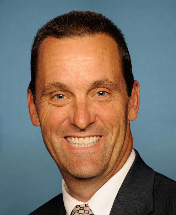 Southern California Congressman Steve Knight (R-Palmdale) could face a tough reelection in November.