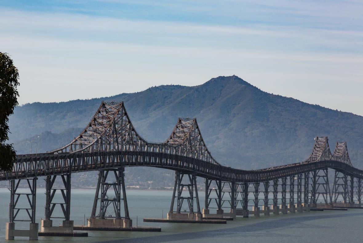 Restoring a Lane on Richmond-San Rafael Bridge to Ease a Commute Headache