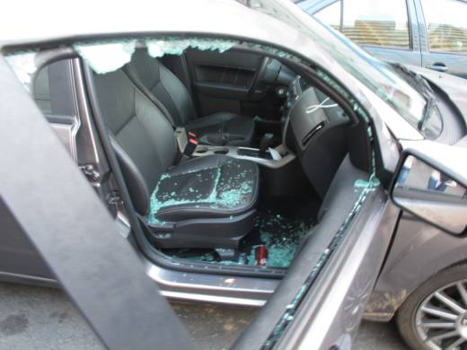 San Francisco has more than 30,000 car break ins during 2017.