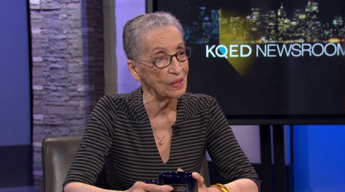 "Betty Reid Soskin on ""Sign My Name to Freedom"""