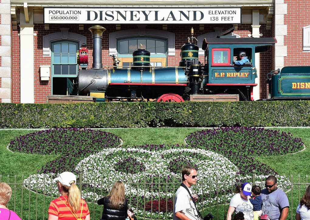 Social clubs have sprung up at Disneyland in Anaheim in recent years — and a lawsuit describes threats of violence aimed at one of them.