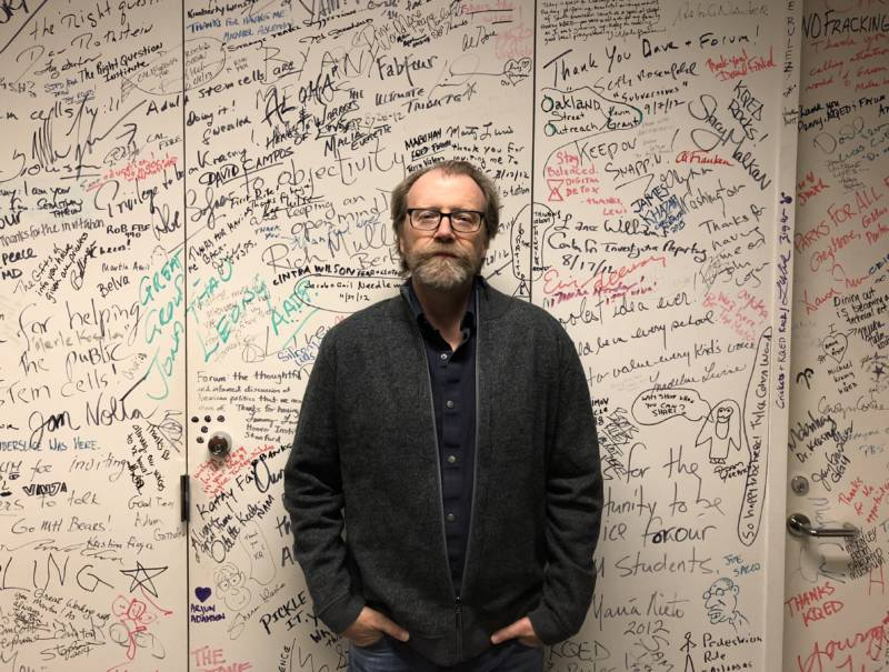 George Saunders on the 'Shock' of Writing About Trump After Lincoln