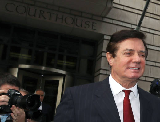 Former Trump campaign chairman Paul Manafort and his business partner Rick Gates are facing more charges from Justice Department special counsel Robert Mueller.