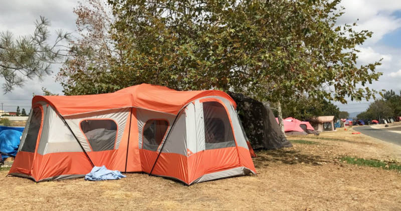 Orange County Struggles to Find Motels to House Homeless
