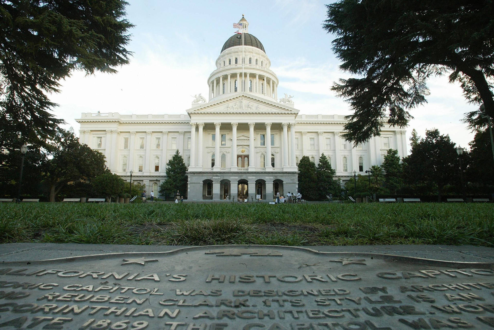 California's Legislature is one of many across the country dealing with claims of sexual misconduct against its members.  ROBYN BECK/AFP/Getty Images