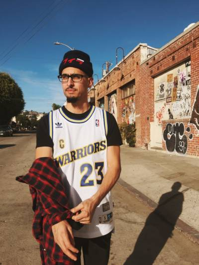 Alan Chazaro has been a Golden State Warriors fan his entire life, and it bugs him that the team isn't more connected to Oakland in its name.