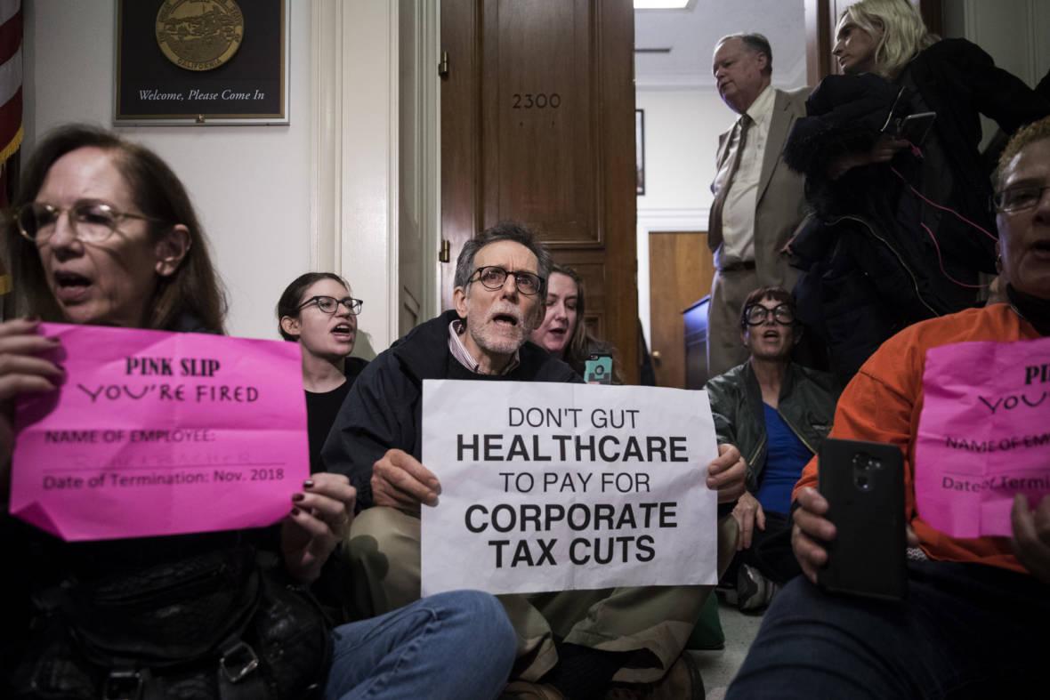 Trump, GOP Congress Are Hurting California's Republican House Members