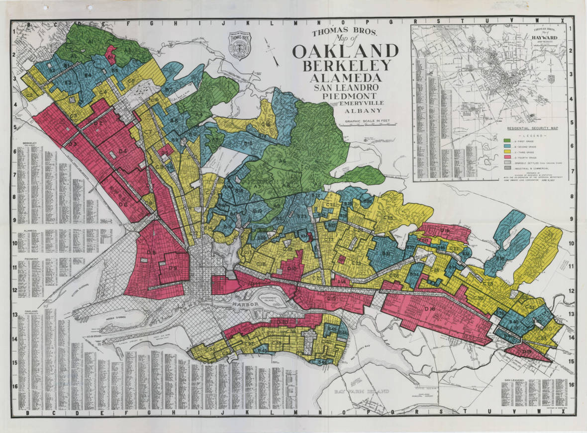 Has Oakland's Fruitvale Neighborhood Ever Recovered From 'Redlining'?