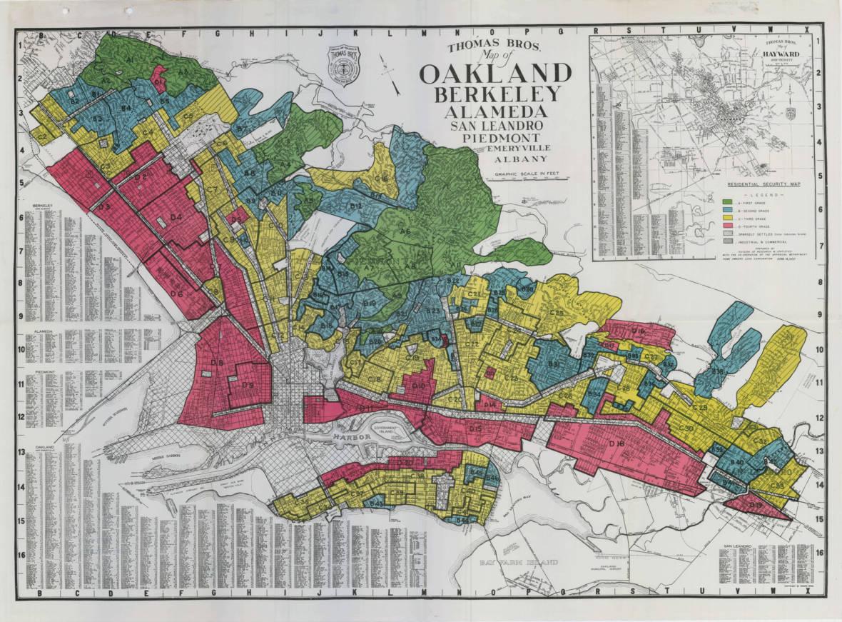 Has Oakland's Fruitvale Neighborhood Ever Recovered From 'Redlining'?