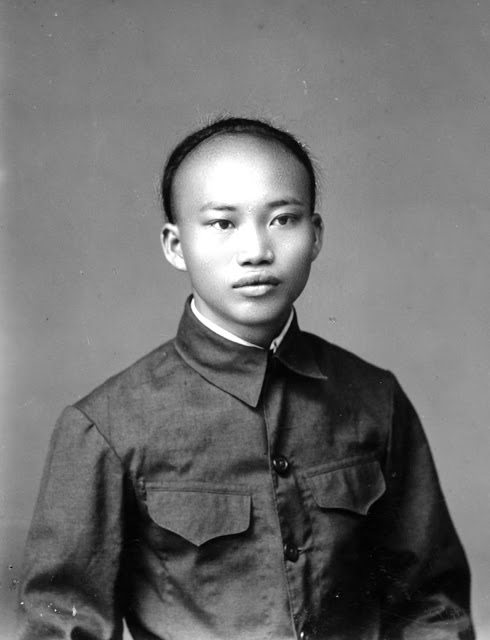 Young Fiddletown resident Jimmy Chow.