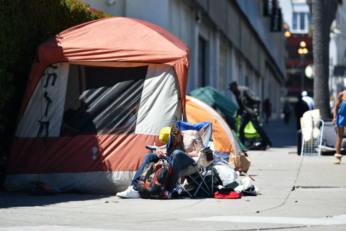 Bill Aims to Help Homeless Suffering From Severe Mental Illness, Drug Addiction