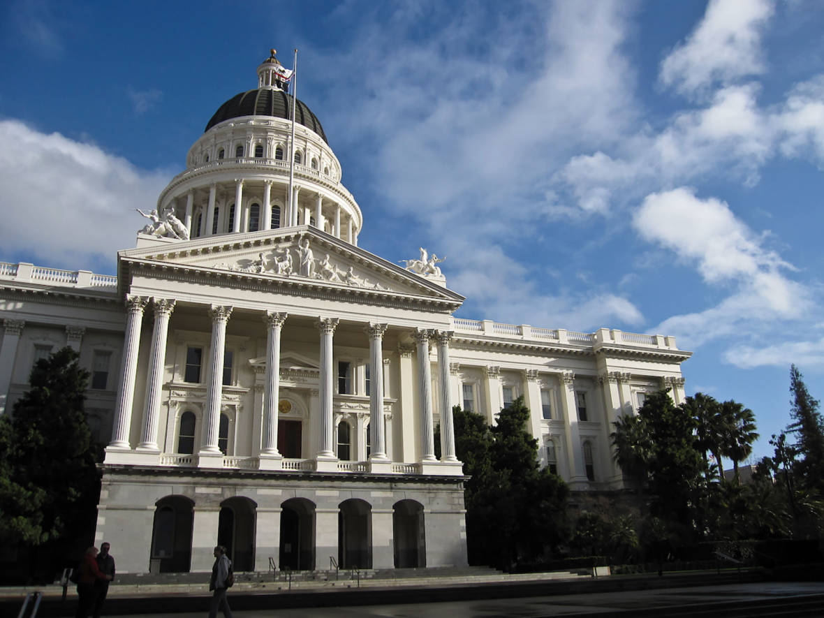 Bay Area Students Lobby for Tighter Gun Laws