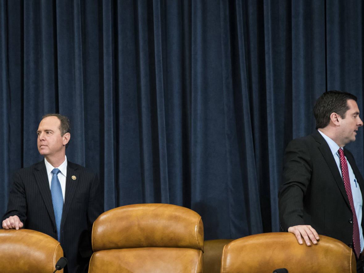 Rep. Adam Schiff Claims Republican Memo Altered