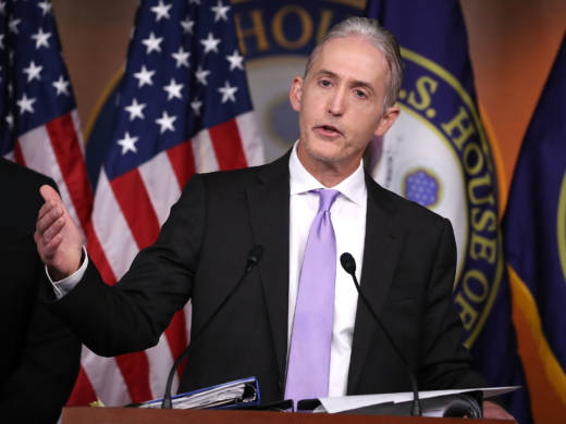 "Rep. Trey Gowdy, R-S.C., says the recent release of the GOP House Intelligence Committee memo will not have ""any impact on the Russia probe."""