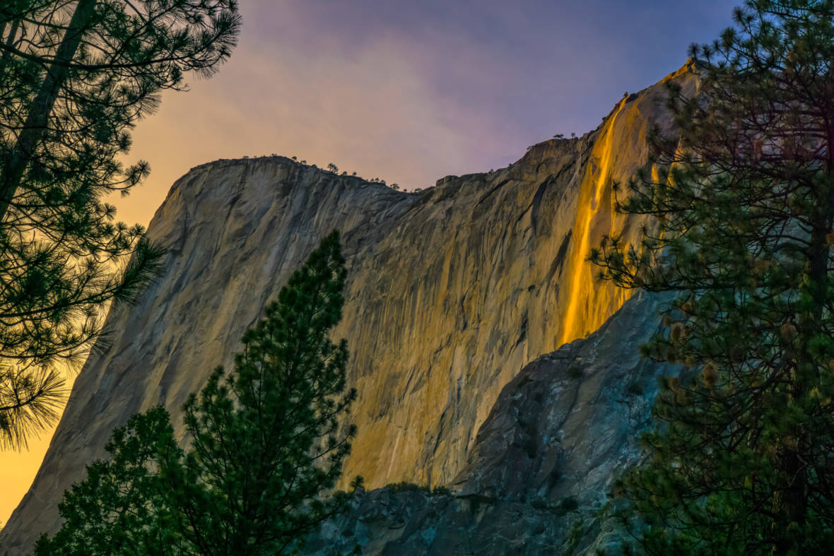 Reservations Required to See Yosemite 'Firefall' This Year
